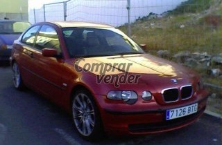 VENDO BMW COMPACT 3.16 TI