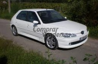 Peugeot 306 5P xt HDI  año 2000