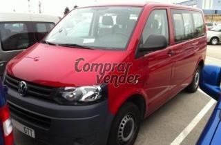 Vw transporter modelo 2.0 tdi cv 105 kombi 9 plazas