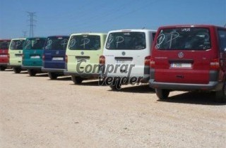 Vw transporter 1.9 tdi cv 105 kombi 9 plazas