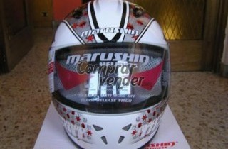 Casco de moto Marushin