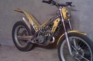 Ciclomotor 125 del 2002