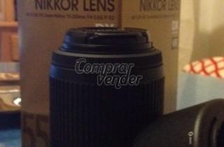 Nikon AF-S DX 55-200mm f/4,0-5,6 VR (Objetivo original Nikon)