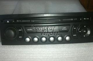 RADIO CITROEN C4 MP3