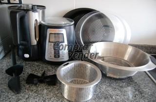 Robot de cocina thermo chef en val ncia - Robot de cocina la razon ...