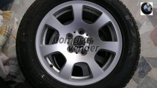 Llantas de aluminio para BMW X3 o compatibles con neumáticos Pirelli P7