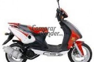 vendo scooter csr,125 c.c en muy buen estado