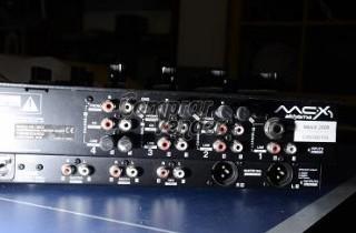 mezcladora professional dj mixer mcx Akiyama 4 channels stereo mixer whith dsp  effects