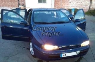 VENDO FIAT BRAVA 1.9 TD 75 CV AÑO 1999 AZUL OSCURO