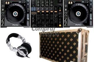 Venta 2x Pioneer CDJ-2000 y DJM-2000 mezclador paquete