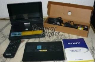 DVD PORTATIL SONY - DVP-FX810