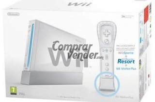 Wii Sports Resort Pack nueva