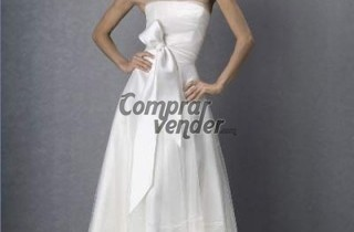 vendo vestido de novia diseñador JESUS PEIRO