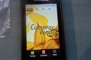 SAMSUNG ONIX GT-S5620 GRIS EN PERFECTO ESTADO!!