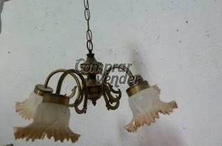 Lámpara años 80