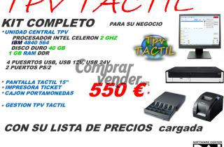 TPV Hosteleria para toda España