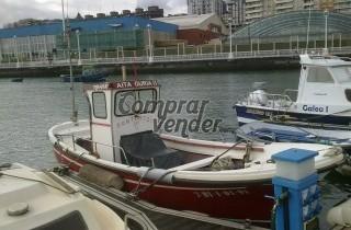 Vendo embarcación en santurce