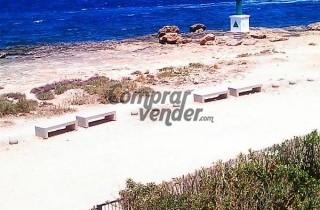 IBIZA, frente al mar, cala de Bou