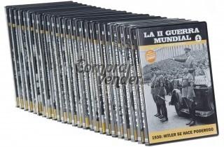 La Segunda Guerra Mundial Colección 25 DVD