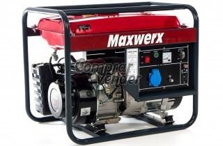 Generador MAXWERX MWWGG2400