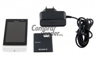 Sony Xperia U Orange Blanco