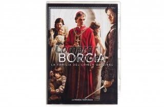 Serie Los Borgia (1ª temporada )