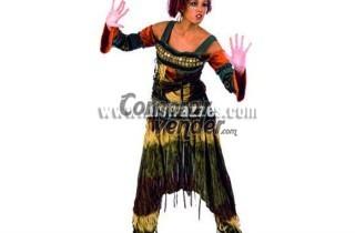 vendo disfraz de tribu africana