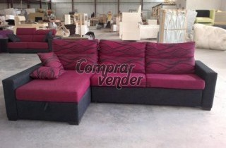 Sofas cheslong madrid