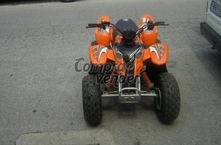 Vendo Quad Polaris Predator 90CC 2006 Impecable