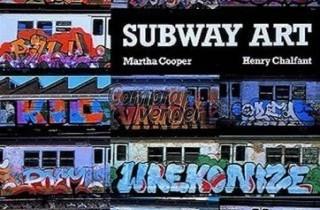SUBWAY ART. Edicion original 1984
