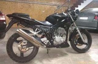 MOTO CARRETERA 125 CC