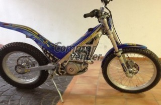 Sherco 2.9 trial + remolque de 1 moto
