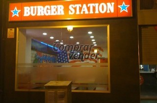 Estupendo local para restaurante