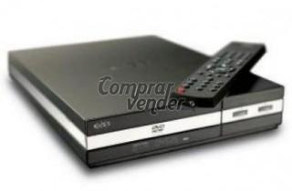 Reproductor DVD/DivX Kiss
