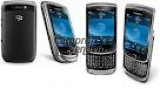 Vendo Blackberry 9800 torch