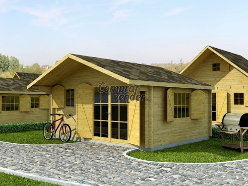 Vendo casa madera en c rdoba for Vendo casa de madera
